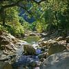 Seven Falls downstream