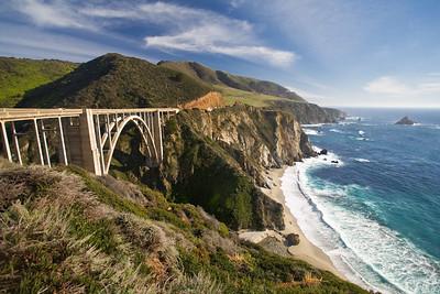 Santa Barbara & Pacific Coast III