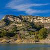 shore of Lake Cachuma