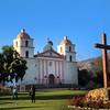 California, Santa Barbara, Old Santa Barbara Mission