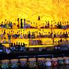California, Santa Barbara, Olio Crudo Bar
