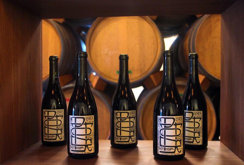 California, Santa Barbara, The Mill, Potek Winery