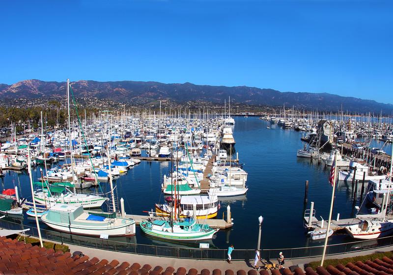 California, Santa Barbara, Marina