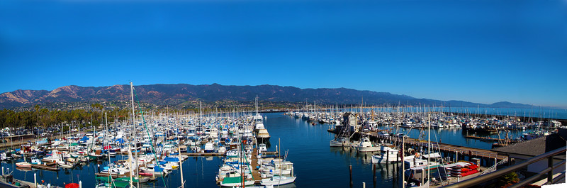 California, Santa Barbara, Marina