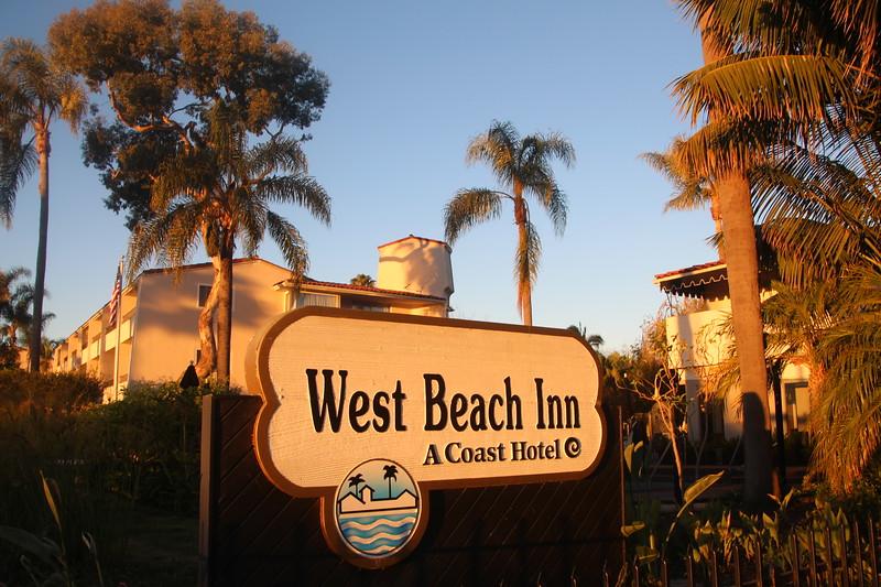 California, Santa Barbara, West Beach Inn