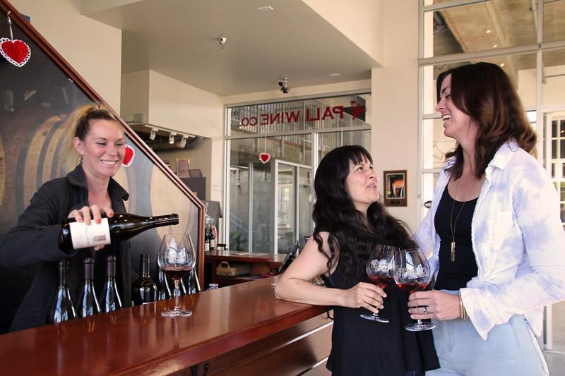 Cetasting, Pali Wine Company