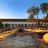 California, Santa Barbara, Old Santa Barbara Mission, Lavanteria