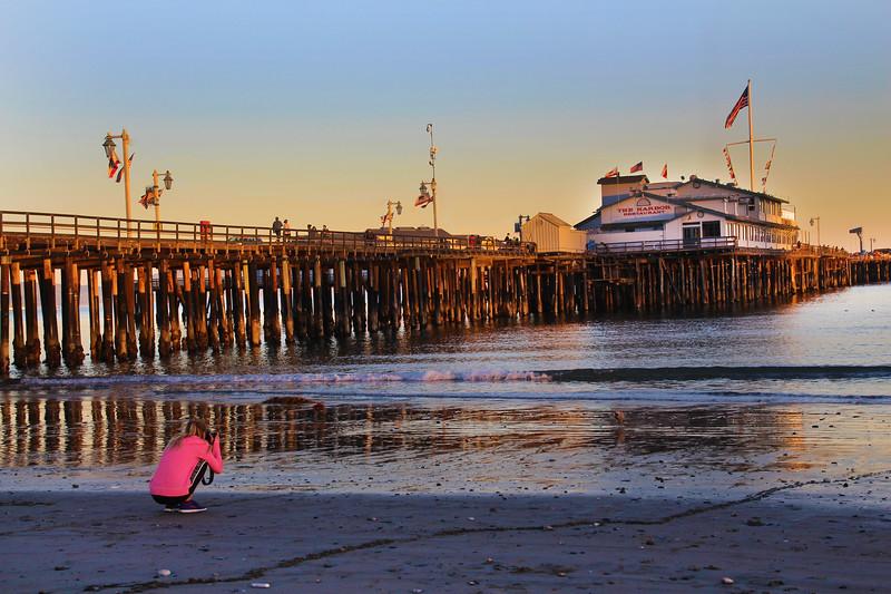 California, Santa Barbara, Stearns Wharf