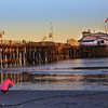 California, Santa Barbara, Stearns Wharf