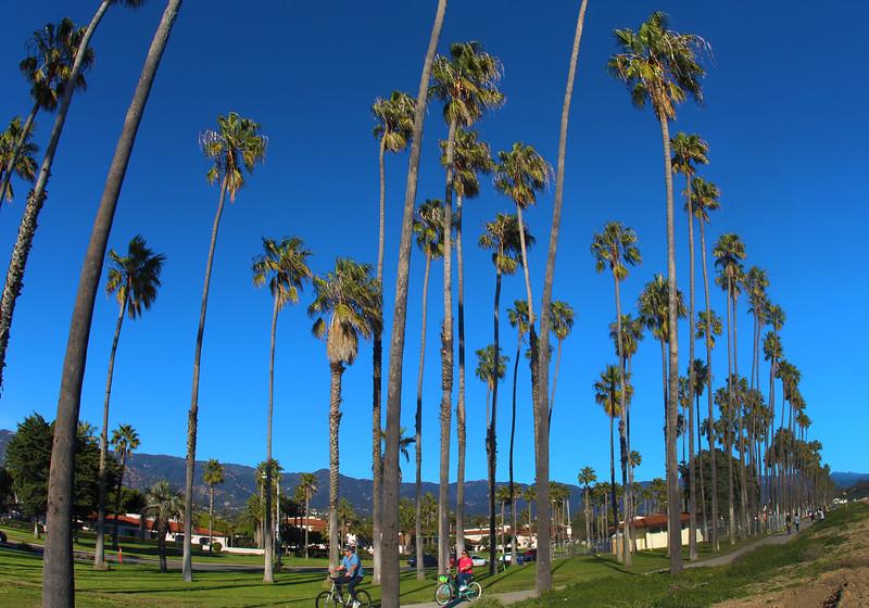California, Santa Barbara, Waterfront