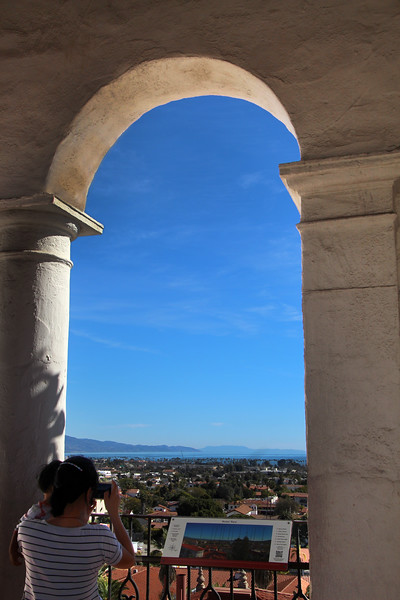 California, Santa Barbara,  Clock Tower