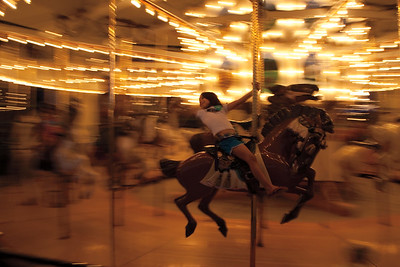 Allan Herschell Carousel, Chase Palm Park
