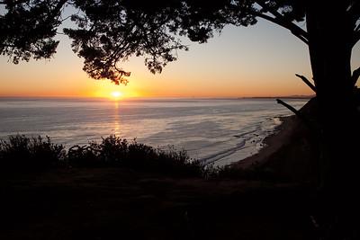Sunset, Douglas Family Preserve
