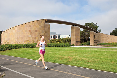 Henley Gate, east entrance to UCSB