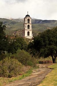 Thomas Aquinas College chapel tower