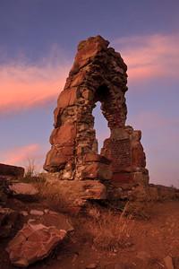 Knapp's Castle ruins