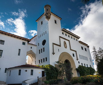 Santa Barbara Courthouse