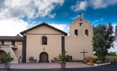 Mission Santa Ines, Solvang, California