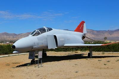 Phantom F4 in Mojave