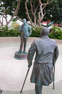 Bob Hope in San Diego  15/06/10
