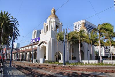 San Diego Santa Fe Depot