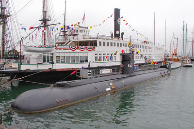 USS Dolphin San Diego  15/06/10