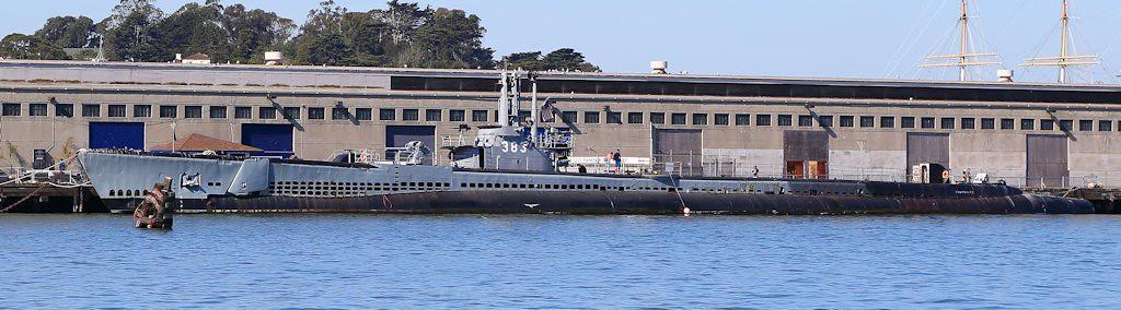 USS Pampanito in San Francisco