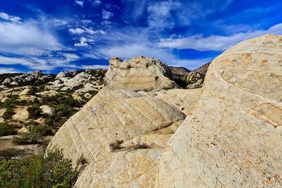Piedra Blanca Trail