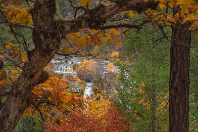 Burney Falls Autumn