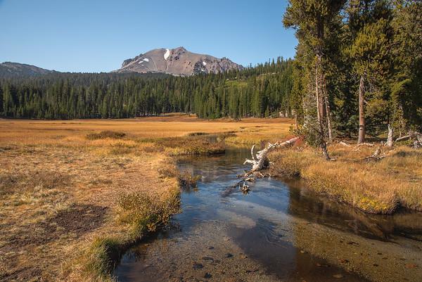 Mount  Lassen Upper Meadow