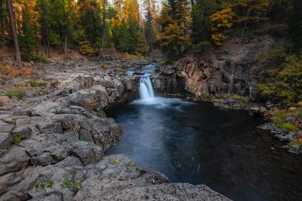 Lower Falls-McCloud River