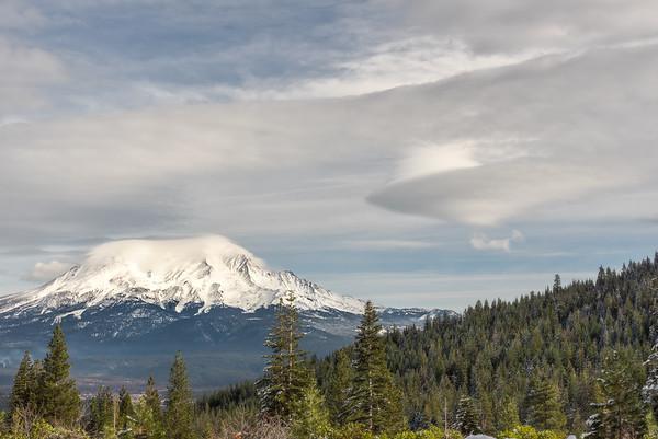 UFO - Mt Shasta