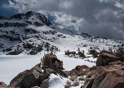 Round Top and Winnemucca Lake 8101