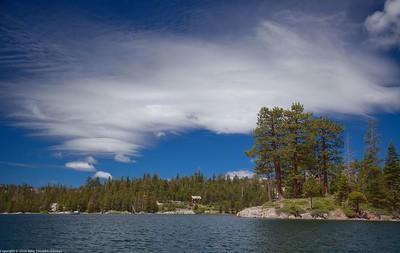 Canoeing on Silver Lake