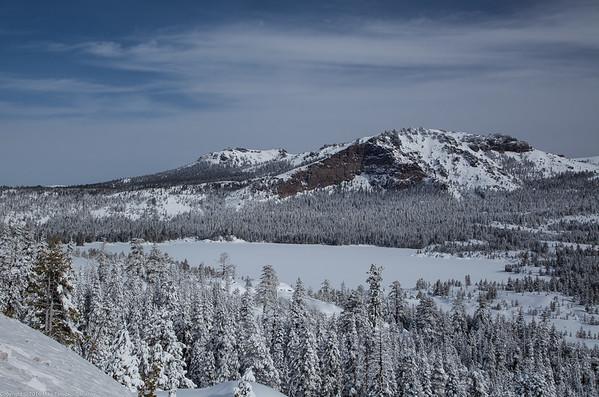 Thunder Mountain and Silver Lake 9739