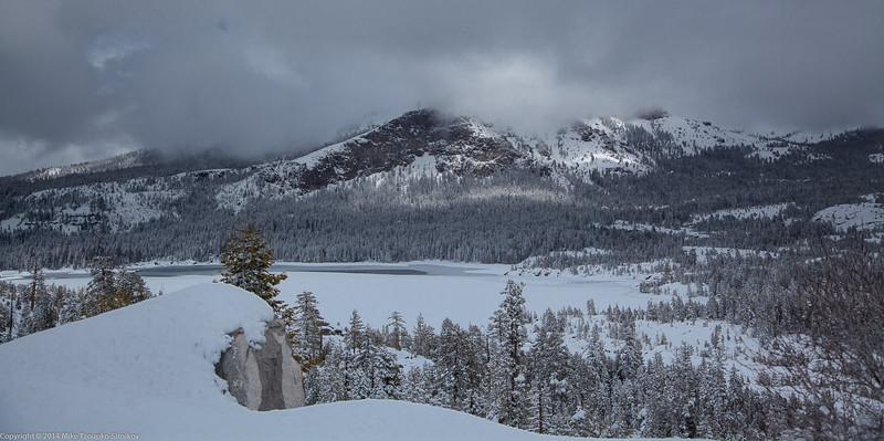 Thunder Mountain and Silver Lake