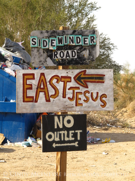 East Jesus, Slab City, Niland CA (1)
