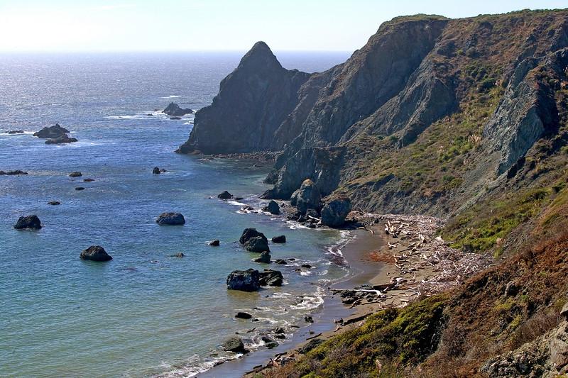 Sonoma coast near Jenner