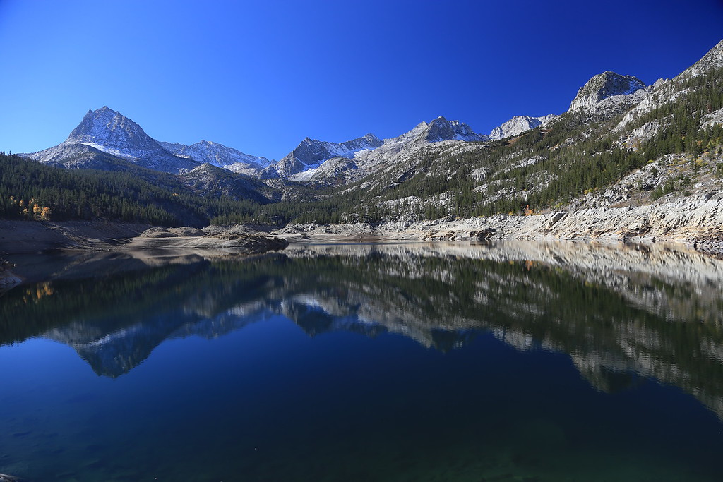 South Lake,  west of Bishop, Inyo County