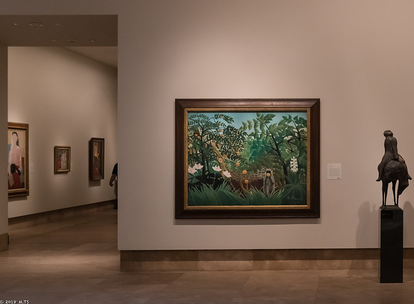 Norton Simon Museum in Pasadena