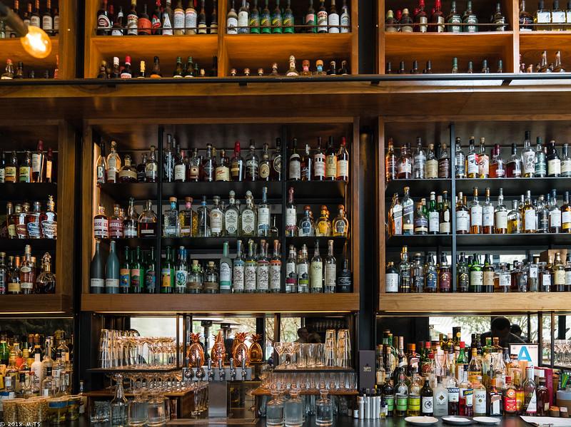 Bar at Otium, Los Angeles
