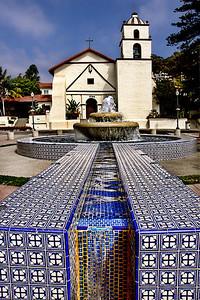 Buenaventura Mission  Ventura CA