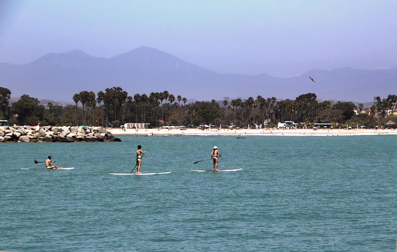 Dana Point, California, Paddleboarding
