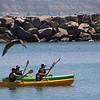 Dana Point, California, Family Kayaking