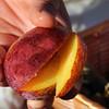 Ripe Peach in Hand