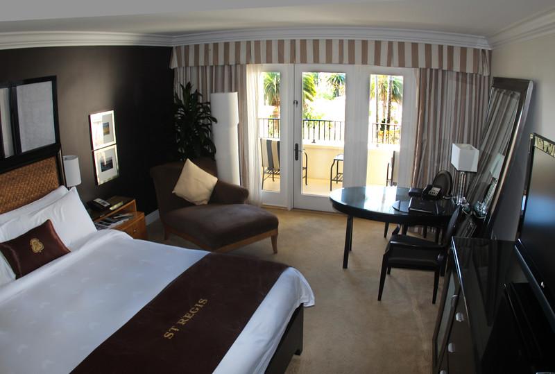 St. Regis Monarch Beach Resort, Dana Point, California, Bedroom Suite