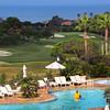 St. Regis Monarch Beach Resort, Dana Point, California, Pool & Golf Course