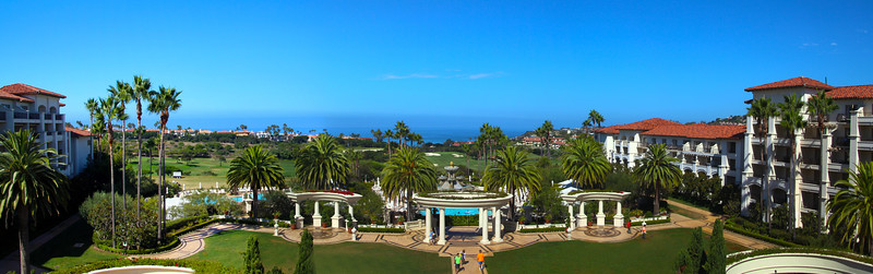 St.Regis Resort, Dana Point,  Panorama