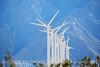 Wind turbine farm near Palm Springs CA (1)