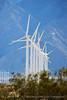 Wind turbine farm near Palm Springs CA (2)